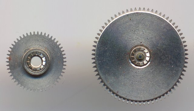 breguet coupling below the mainspring barrel