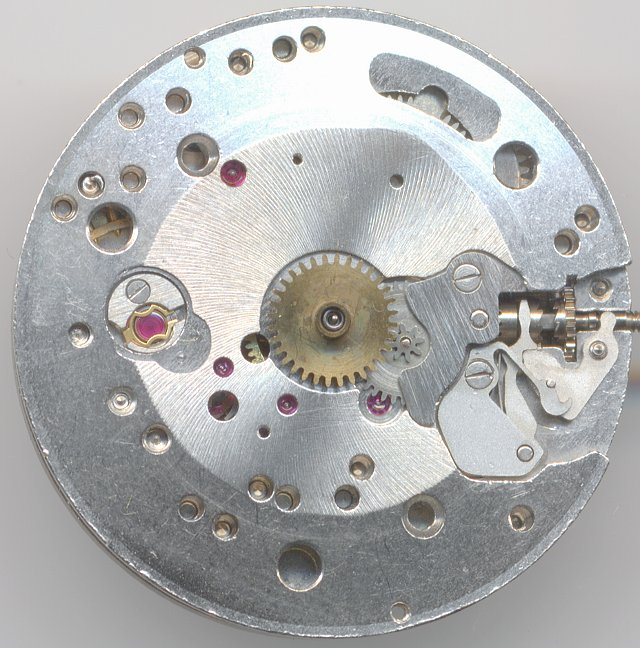 AS 1580 dial side view