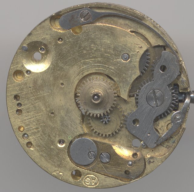 AS 175 dial side