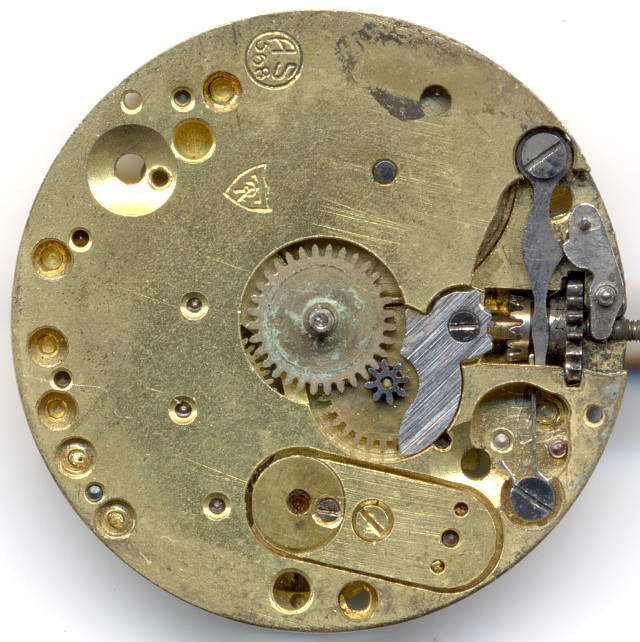 AS 568: Dial side