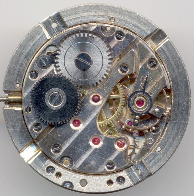 movement with selfwinding ring