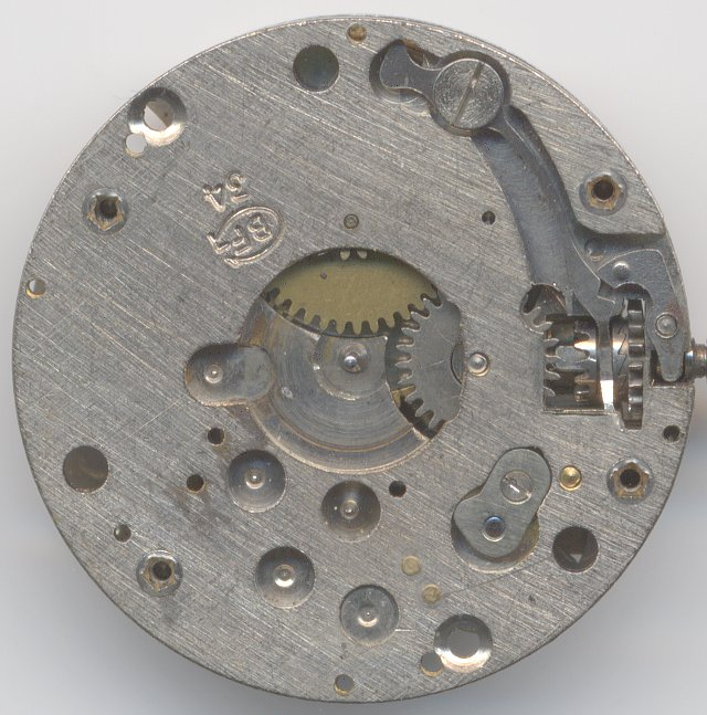 dial side