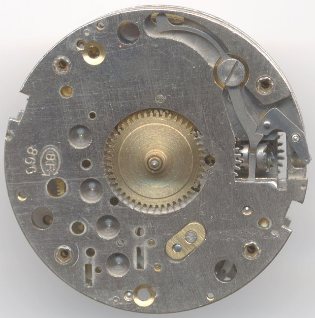 dial view of the different version