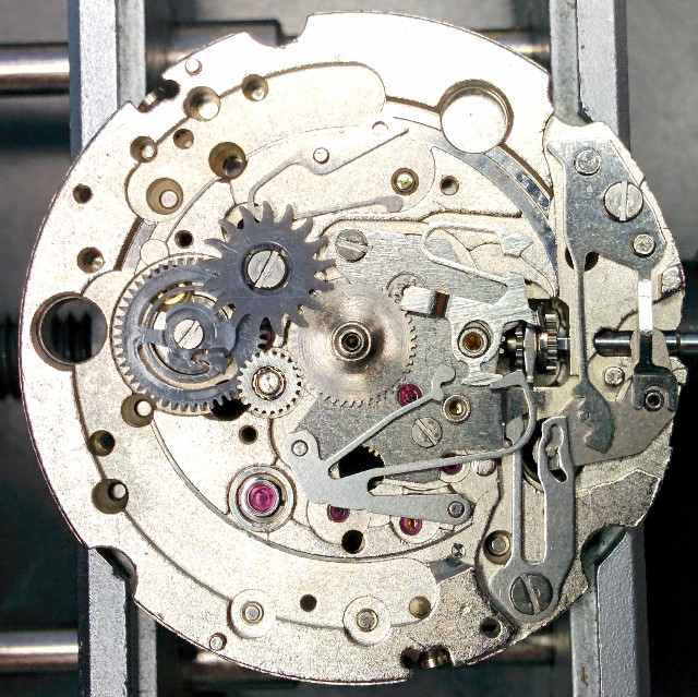 visible date mechanism