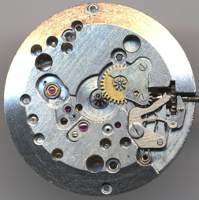 DuRoWe 1132 dial side