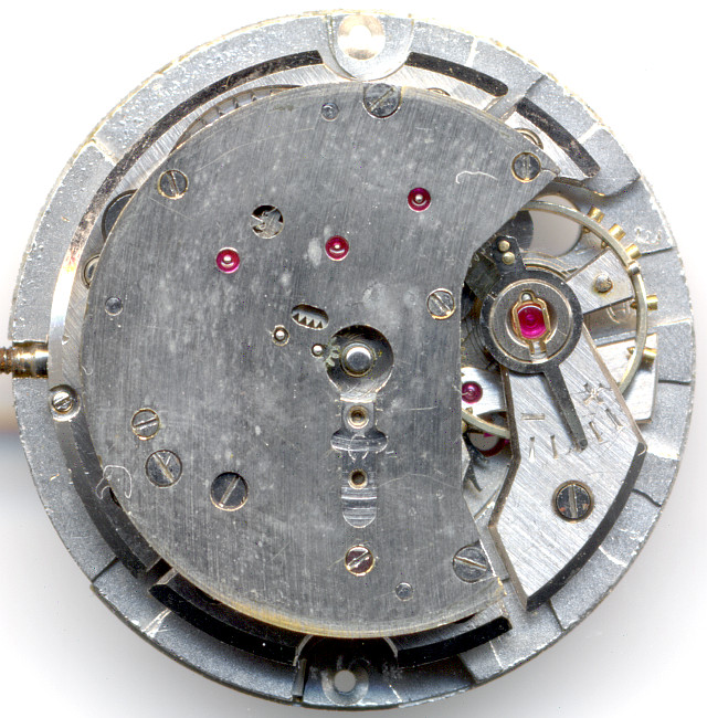 movement without oscillating weight