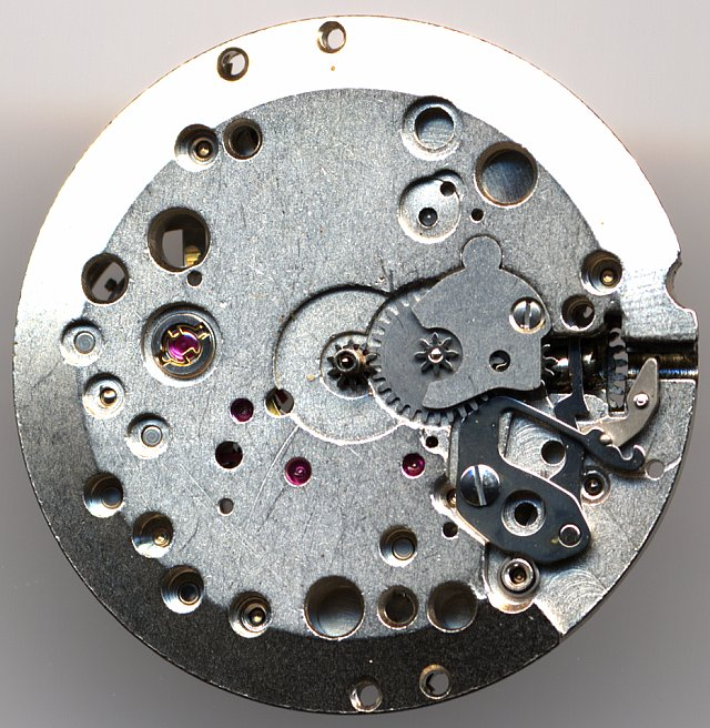 DuRoWe 7420/2 dial side