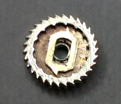 ratchet wheel of the selfwinding mechanism