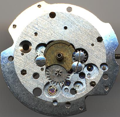 EB 8321 dial side