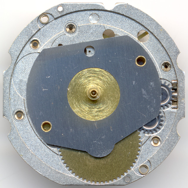 EB 8501-76 dial side