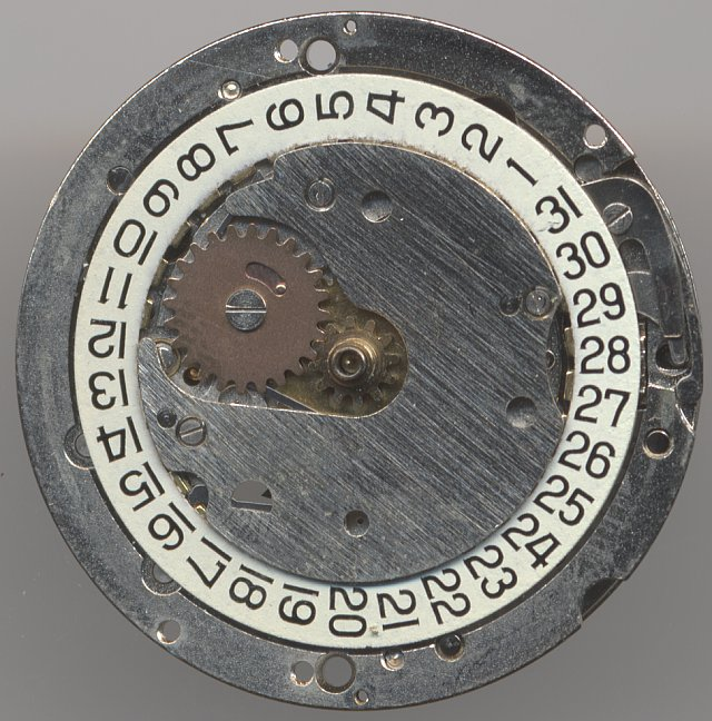 EB 8805 dial side