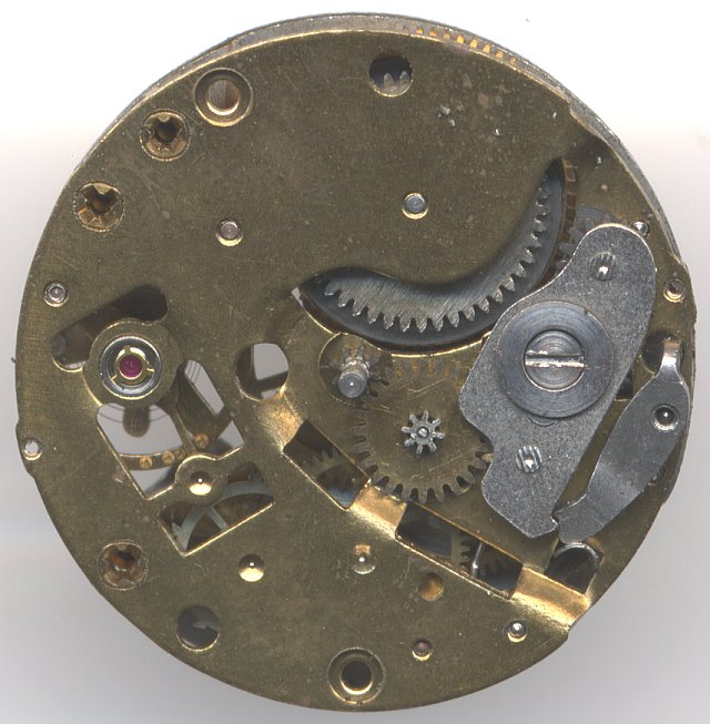 Emes 15 dial side