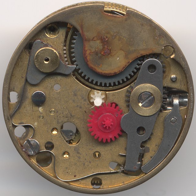 dial side view