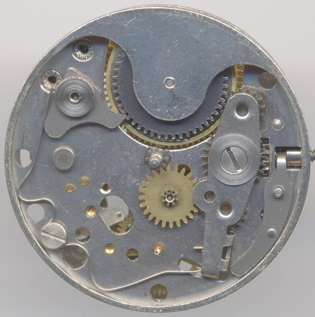 dial side view, older version