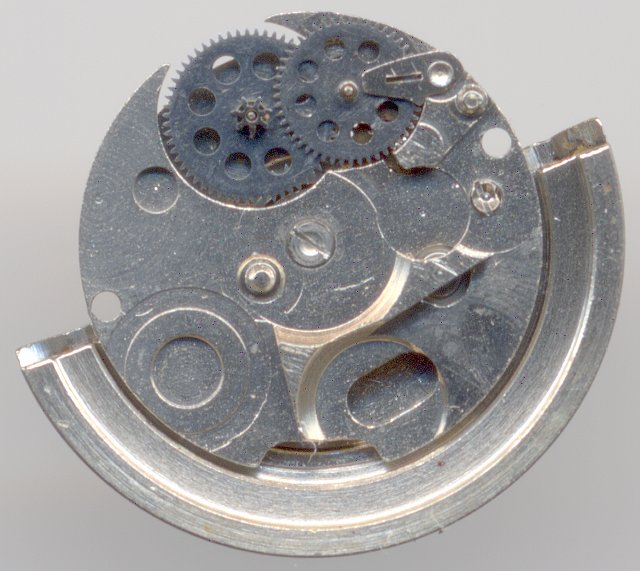 selfwinding mechanism