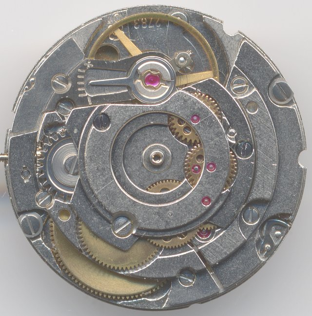 movement view without oscillating weight