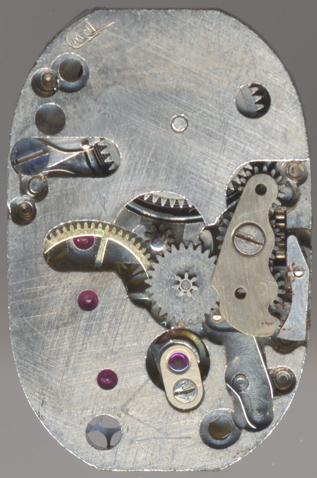 dial side, different version