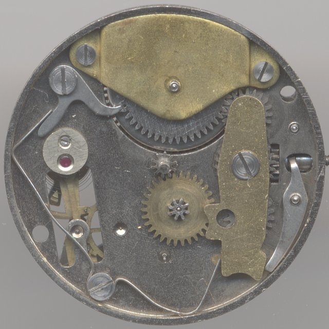 Jäckle 19/50 dial side