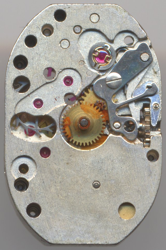 dial side, version with RUFA-Antishock shock protection