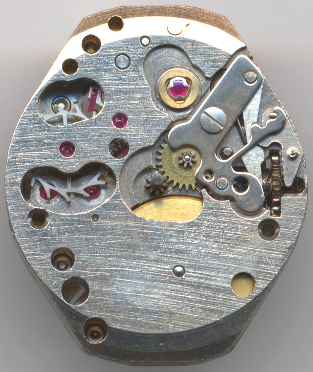 dial side of the Novodiac version