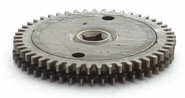 Ratchet wheel with integrated clutch