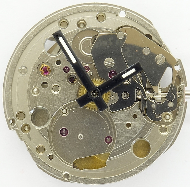 PUW 1660: Dial side