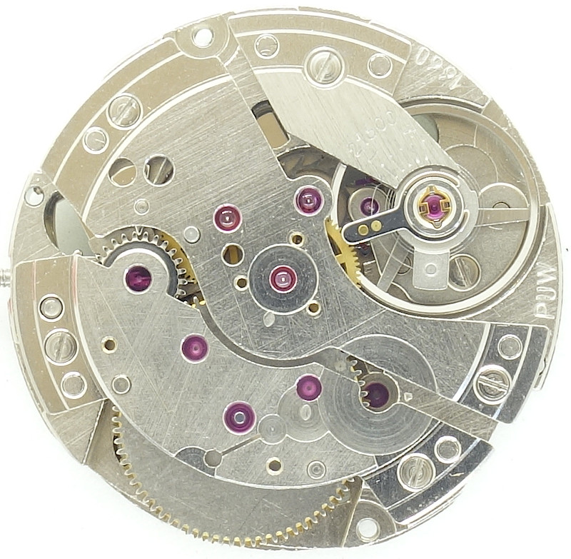 movement w/o selfwinding mechanism