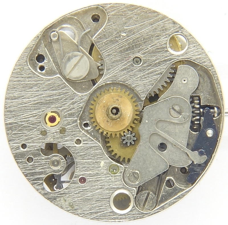 Smiths LY Emipre: Dial side