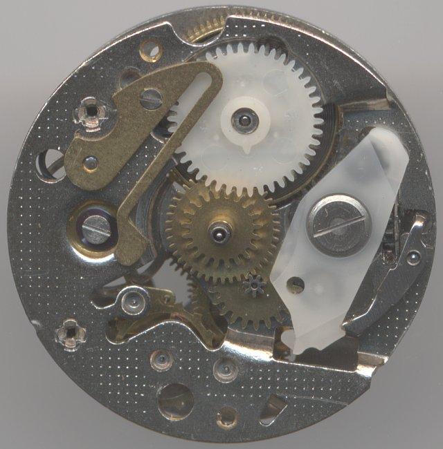 dial side without date disc