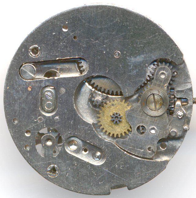 dial side, version with 2 jewels
