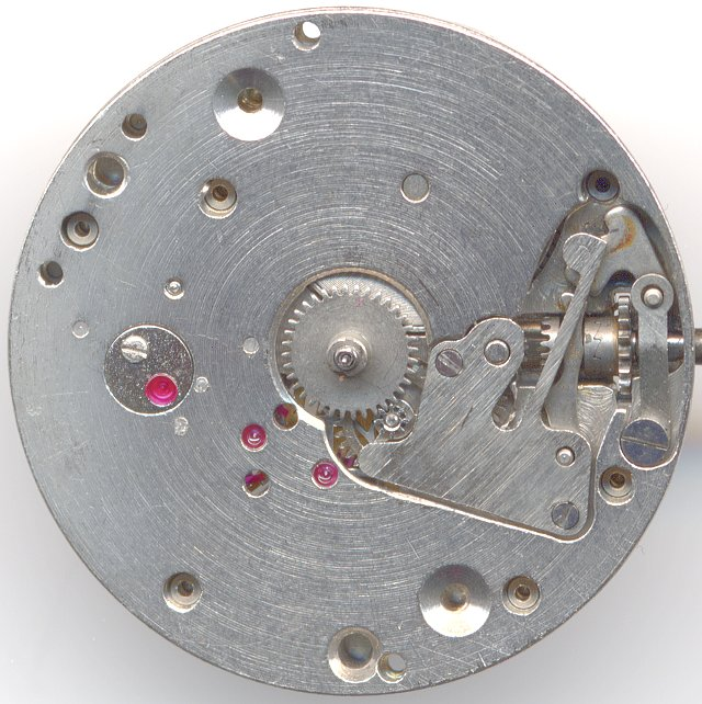 ZIM 2608 dial side