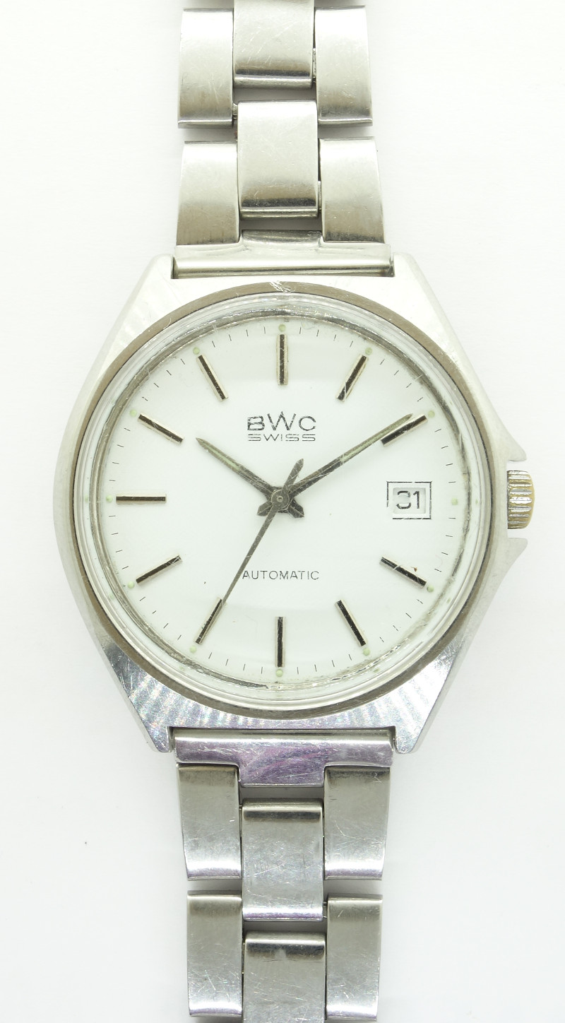 BWC Automatic gents watch