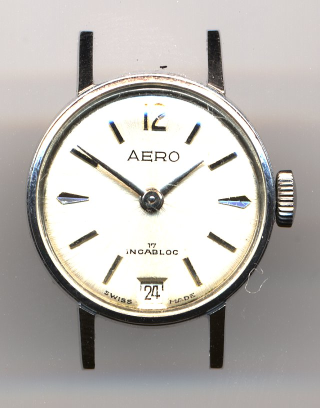 Aero ladies' watch