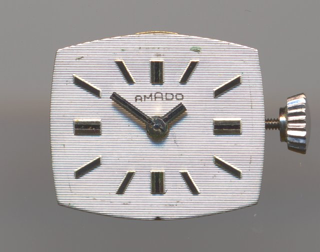 Amado ladies' watch  (dial only)