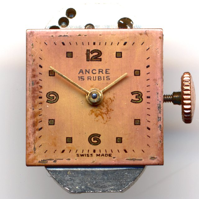 Ancre ladies' watch  (dial only)