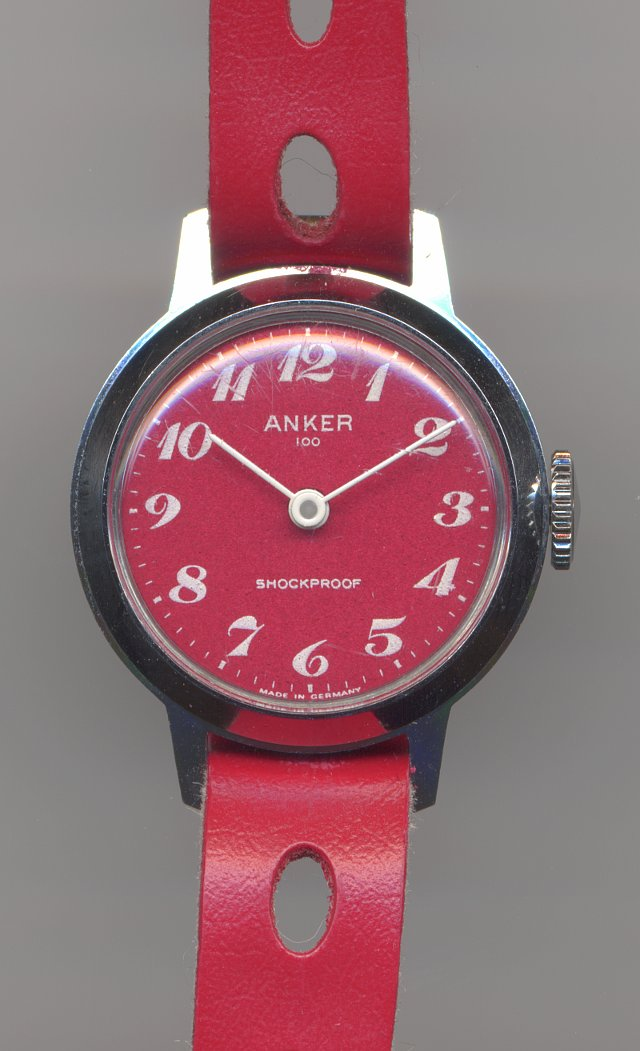 Anker 100 ladies' watch