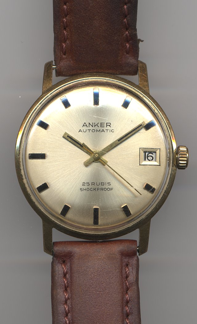 Anker Automatic gents watch