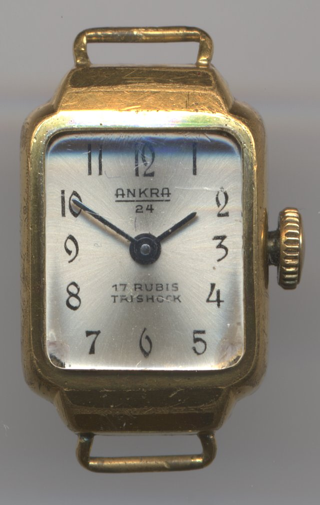 Ankra 24 ladies' watch