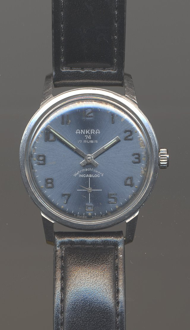 Ankra 74 gents watch