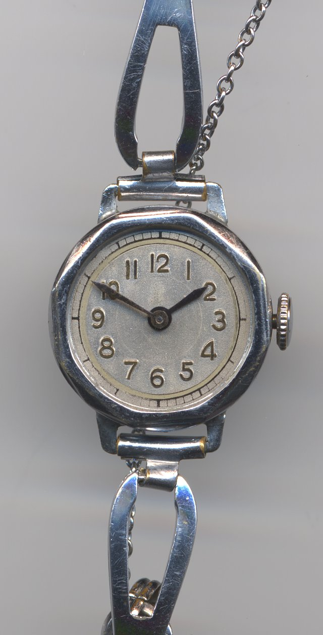 unmarked ladies' watch