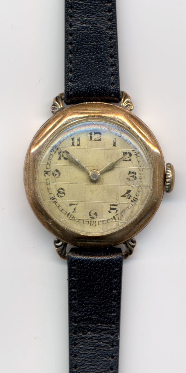 anonymous ladies' watch