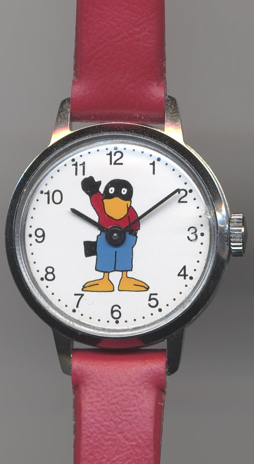 "motive watch ""Penguin"""