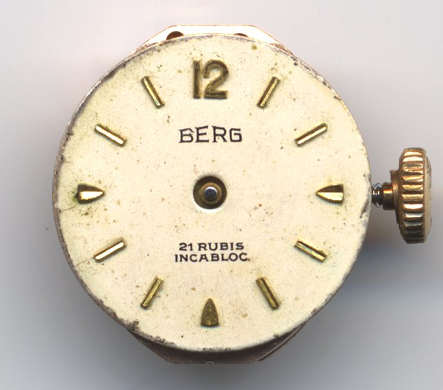Berg ladies' watch
