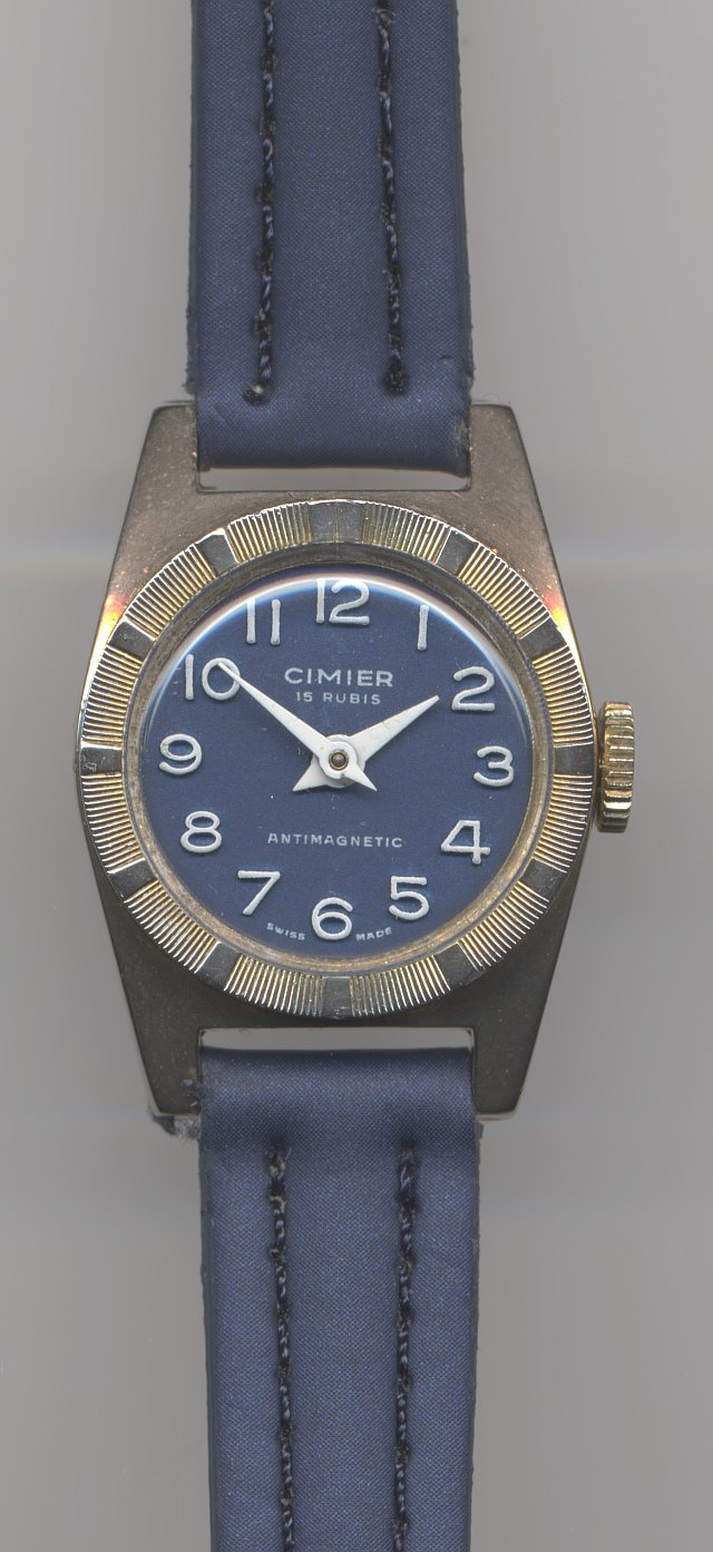 Cimier ladies' watch