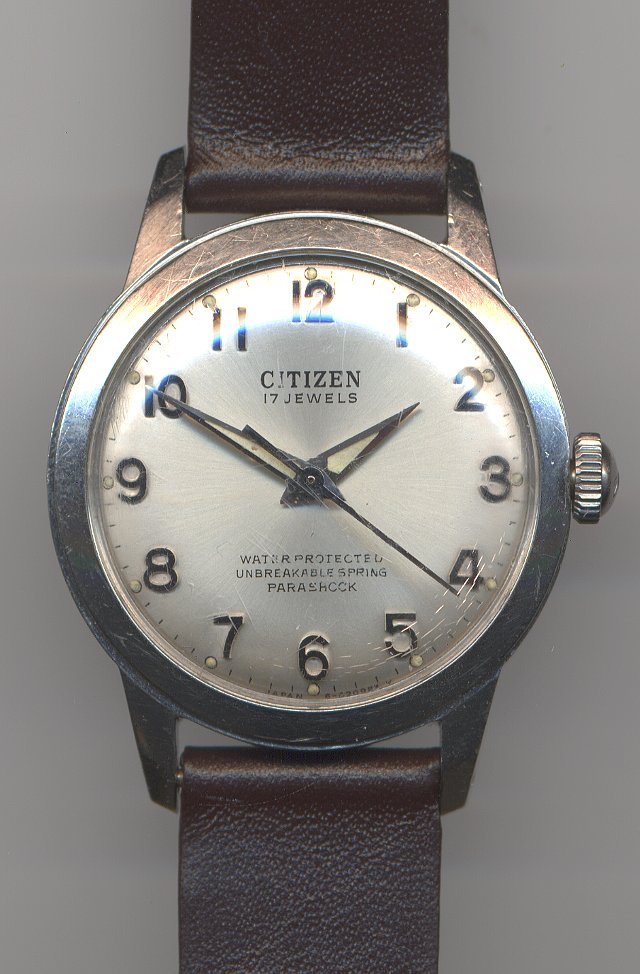 Citizen mens' watch