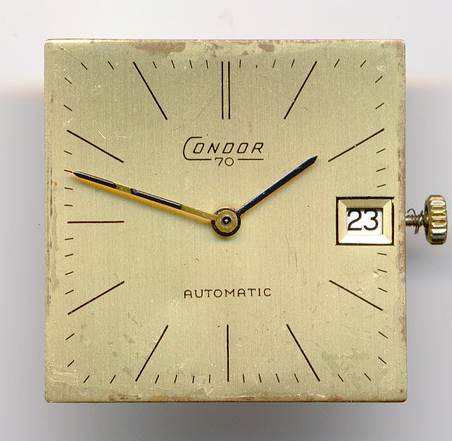 Condor 70 gents watch  (dial only)