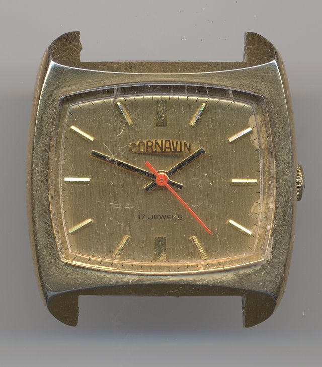 Cornavin gents watch