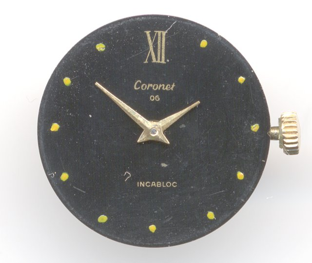 Coronet 06 ladies' watch  (dial only)