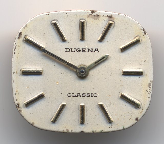 Dugena Classic ladies' watch  (dial only)