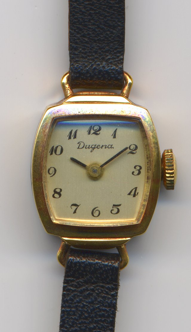 Dugena ladies' watch